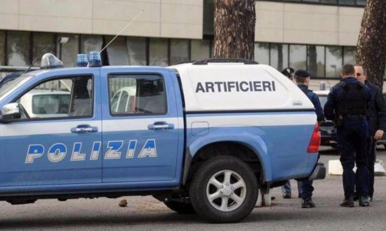 Ιταλία: Συναγερμός στο Σανρέμο λόγω «ύποπτου» πακέτου