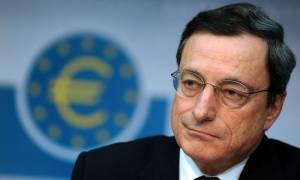 «Βόμβα» Ντράγκι: Μόνο με βιώσιμο χρέος θα μπει η Ελλάδα στην ποσοτική χαλάρωση της ΕΚΤ