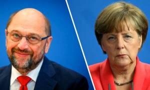 Δημοσκόπηση σοκ για τη Μέρκελ: Πήραν κεφάλι οι Σοσιαλδημοκράτες