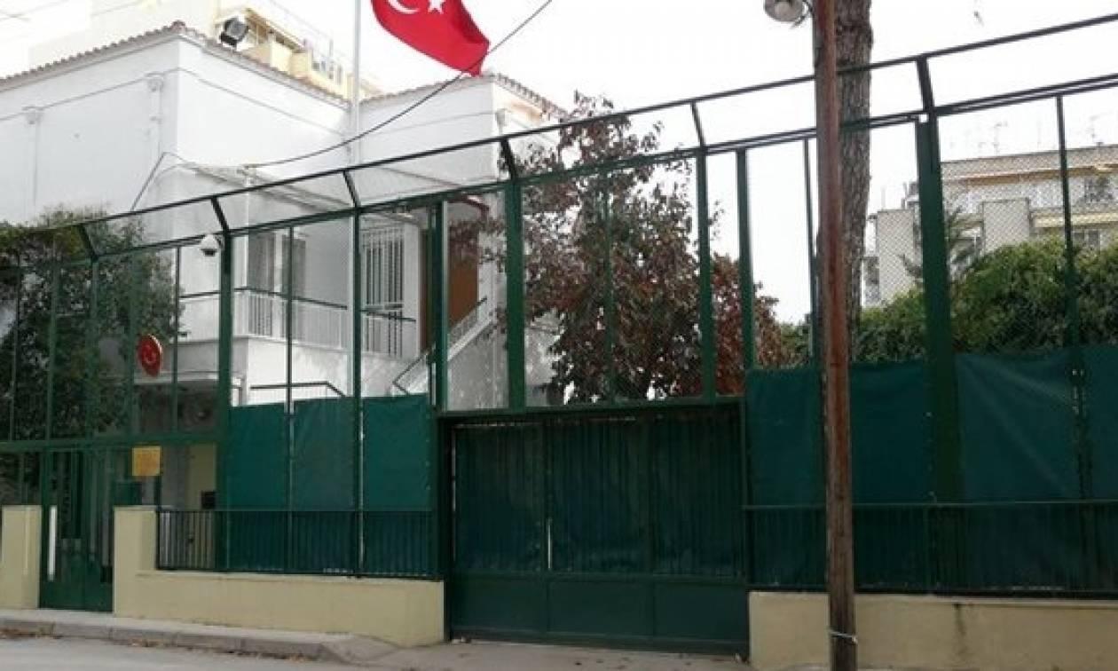 Ο Ρουβίκωνας ανέλαβε την ευθύνη για την επίθεση στο τουρκικό προξενείο στην Κομοτηνή (video)
