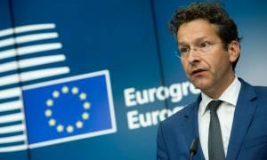 Έκτακτη συνάντηση ελληνικής πλευράς και θεσμών προτείνει ο Ντάισελμπλουμ