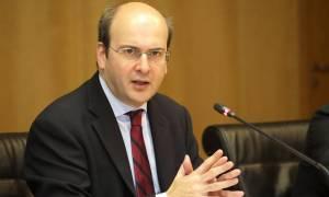 Χατζηδάκης: Αν δεν αλλάξει η οικονομική πολιτική, θα ζητάμε 4ο μνημόνιο και δεν θα μας δίνουν