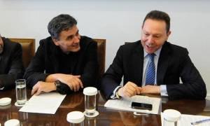Επιστολές - «φωτιά» από Στουρνάρα και Τσακαλώτο στο ΔΝΤ (vid)