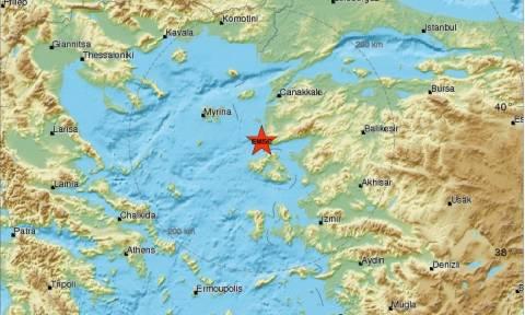 Σεισμός στη Μυτιλήνη - Ανησυχία από τους σεισμολόγους για μεγάλο «χτύπημα» του Εγκέλαδου