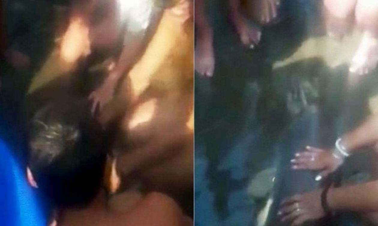 Σοκαριστικό: Οδήγησαν ένα δελφινάκι στο θάνατο γιατί ήθελαν να βγάζουν selfie (photo)