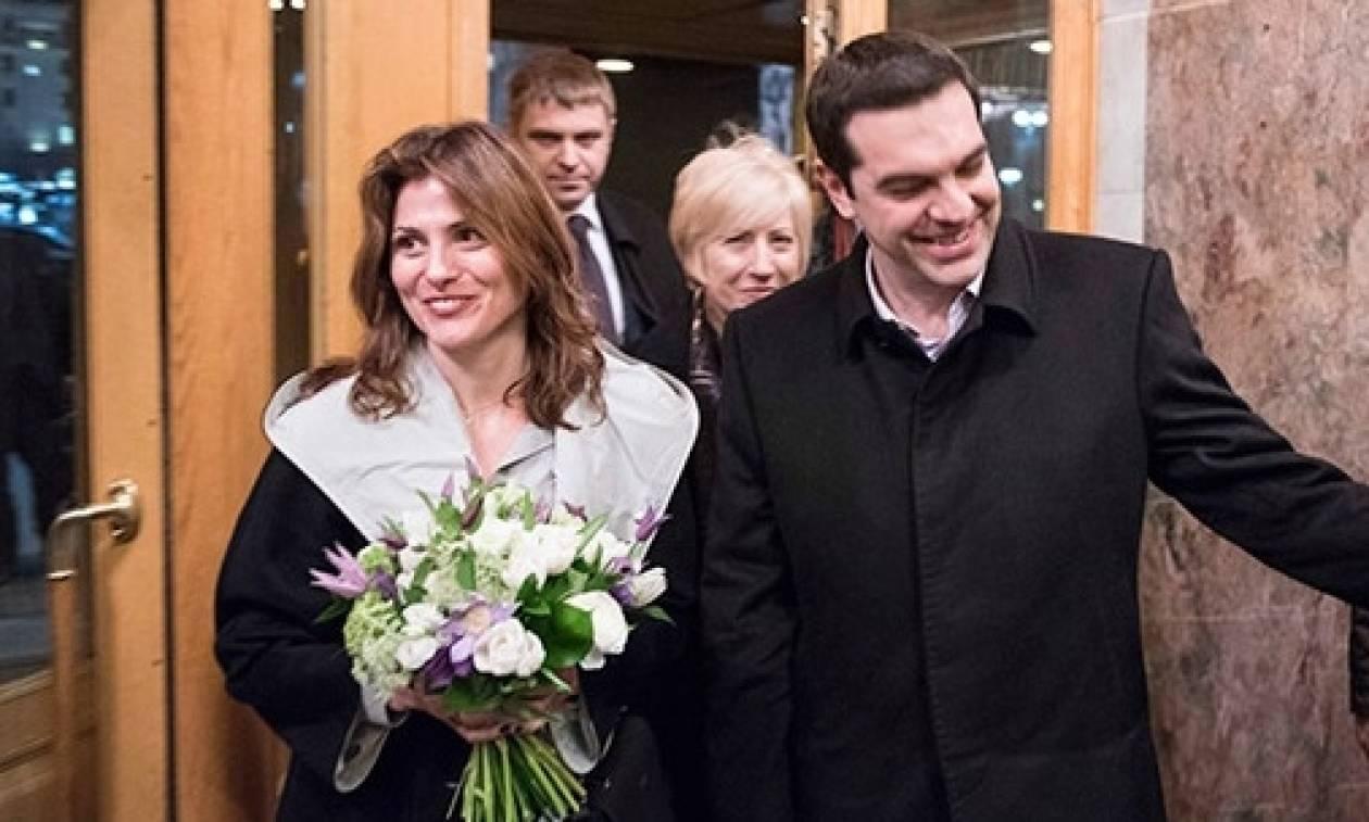 «Ο μυστικός γάμος του Αλέξη Τσίπρα στο Παρίσι»!