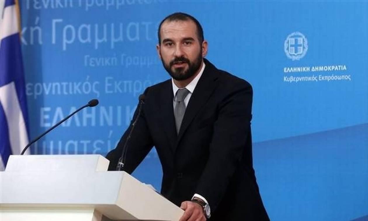 Τζανακόπουλος κατά ΝΔ: Με συκοφαντίες προσπαθούν να επαναφέρουν ένα χρεοκοπημένο πολιτικό σύστημα