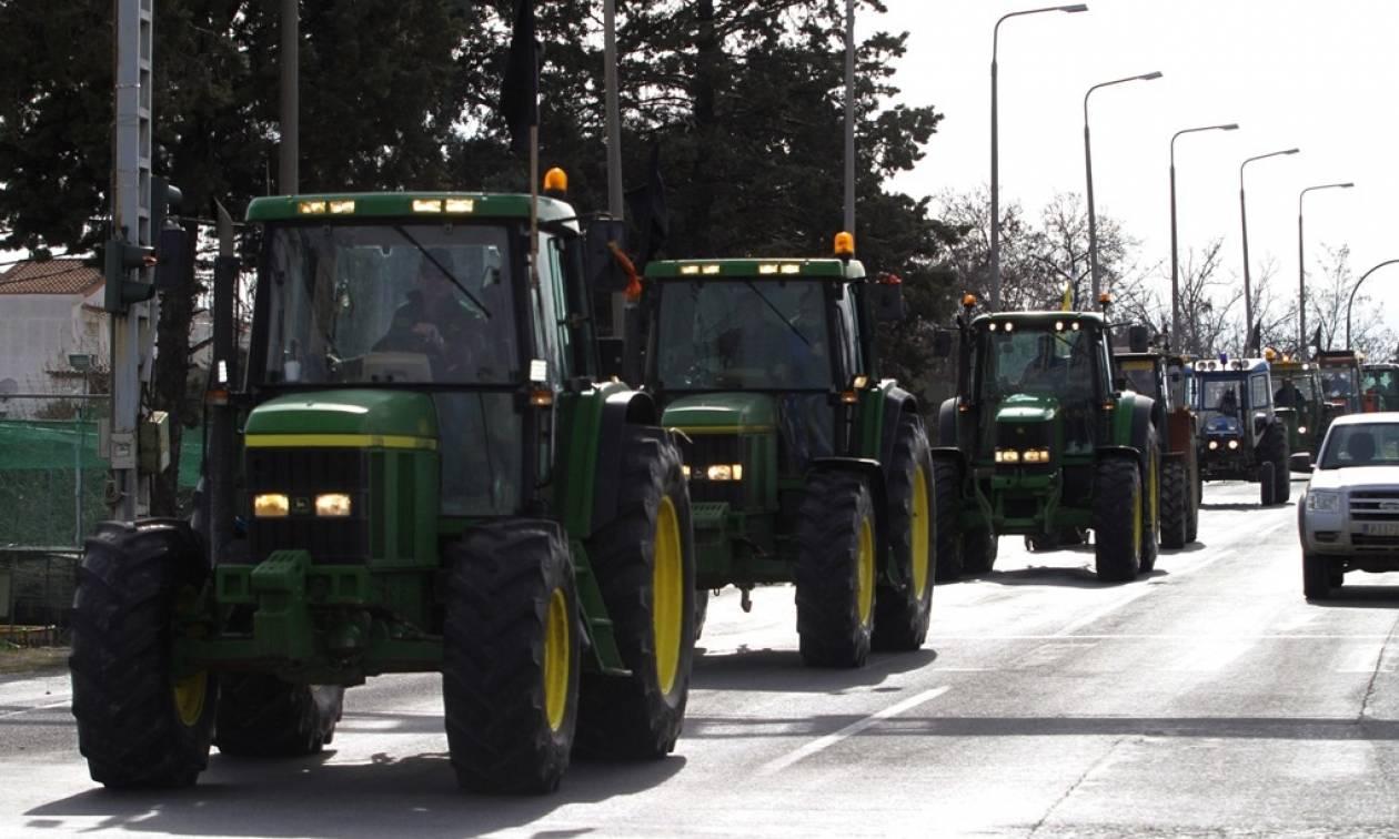 Κατεβαίνουν στην Αθήνα οι αγρότες