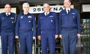 Επίσκεψη Αρχηγού ΓΕΑ στο 251ΓΝΑ (pics)