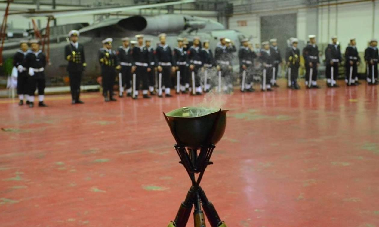 Πολεμικό Ναυτικό: Ετήσιο Μνημόσυνο Πεσόντων Ναυτικής Αεροπορίας (pics)