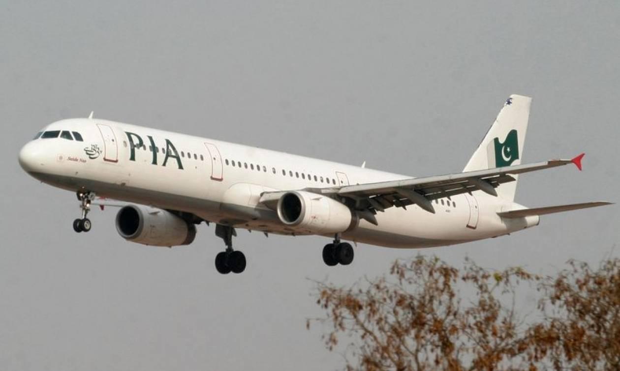 Συναγερμός σε αεροδρόμιο του Λονδίνου με αεροσκάφος των Πακιστανικών Αερογραμμών