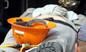 Τραγωδία: Εργάτης καταπλακώθηκε από λάσπες και χώματα
