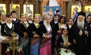 Βέροια: Η Εύξεινος Λέσχη Χαρίεσσας στις λατρευτικές εκδηλώσεις της Υπαπαντή του Χριστού