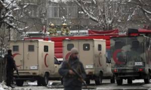 Αφγανιστάν: Τουλάχιστον 20 νεκροί από επίθεση αυτοκτονίας στην Καμπούλ
