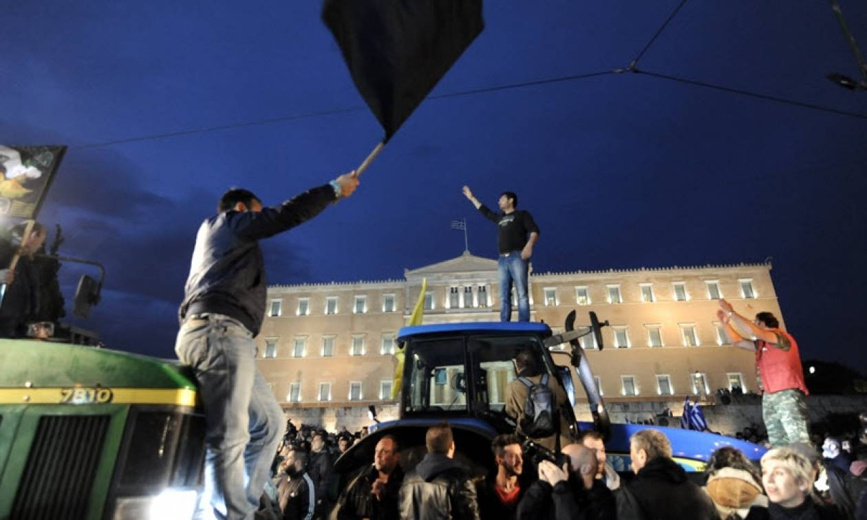 Αγροτικές κινητοποιήσεις: Ραντεβού στην Αθήνα δίνουν ανήμερα του Aγίου Βαλεντίνου οι αγρότες