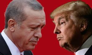 Τηλεφώνημα Τραμπ – Ερντογάν: Όλα όσα συζήτησαν οι δύο ηγέτες