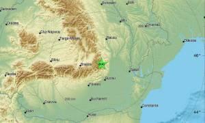 Σεισμός στη Ρουμανία