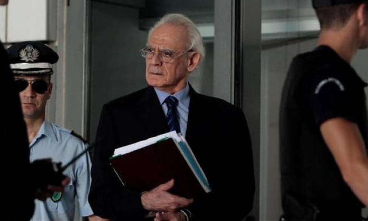 Νέο «όχι» στην αποφυλάκιση Τσοχατζόπουλου