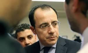 Χριστοδουλίδης:Όσοι θέλουν αλλαγή στρατηγικής στο Κυπριακό να καταθέσουν εγγράφως τις προτάσεις τους