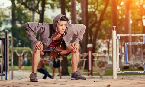 Πέντε ασκήσεις για τα πόδια που σε αδυνατίσου