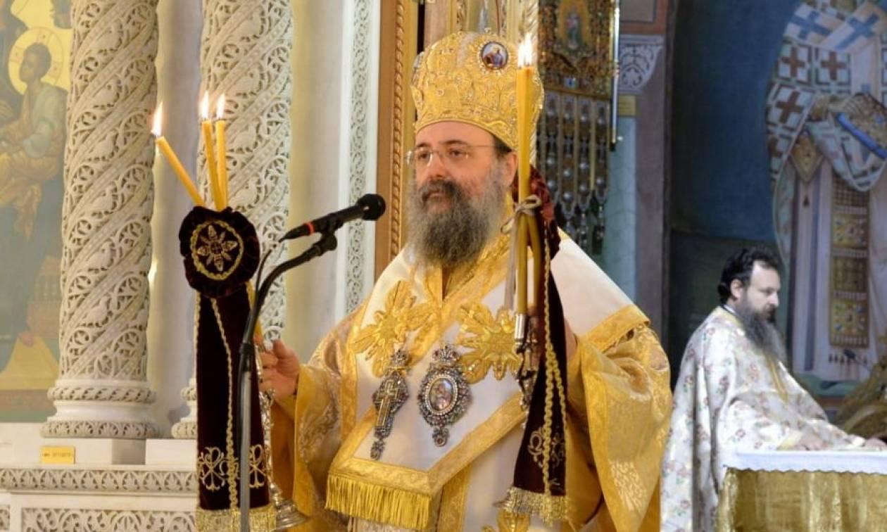 Μητροπολίτης Πατρών για έμφυλες ταυτότητες: Ο Κολοκοτρώνης θα έκλαιγε για την κατάντια της Ελλάδας!