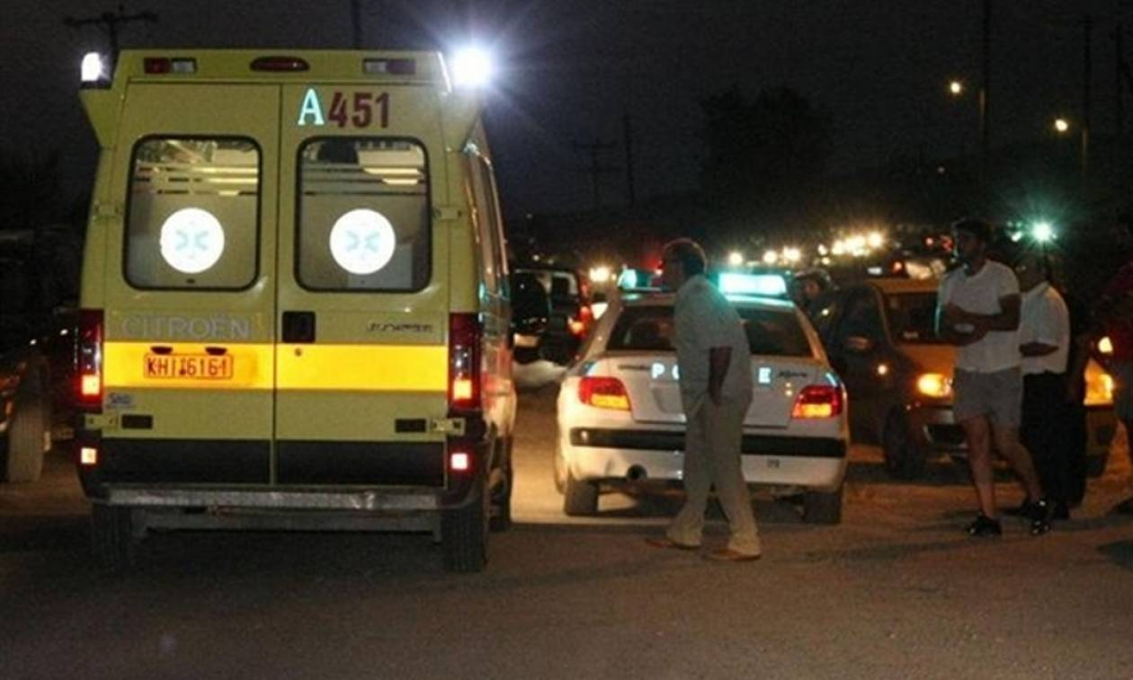 Τραγωδία στο Βόλο: Νεκρός 65χρονος σε τροχαίο