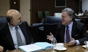Σύγκλιση απόψεων για την αξιολόγηση στη συνάντηση Κατρούγκαλου-Μοσκοβισί