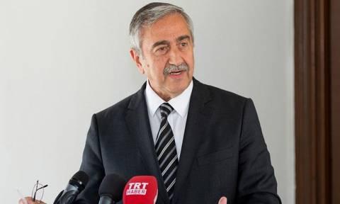 Ακιντζί: Καμία λύση χωρίς τουρκική στρατιωτική δύναμη στο νησί