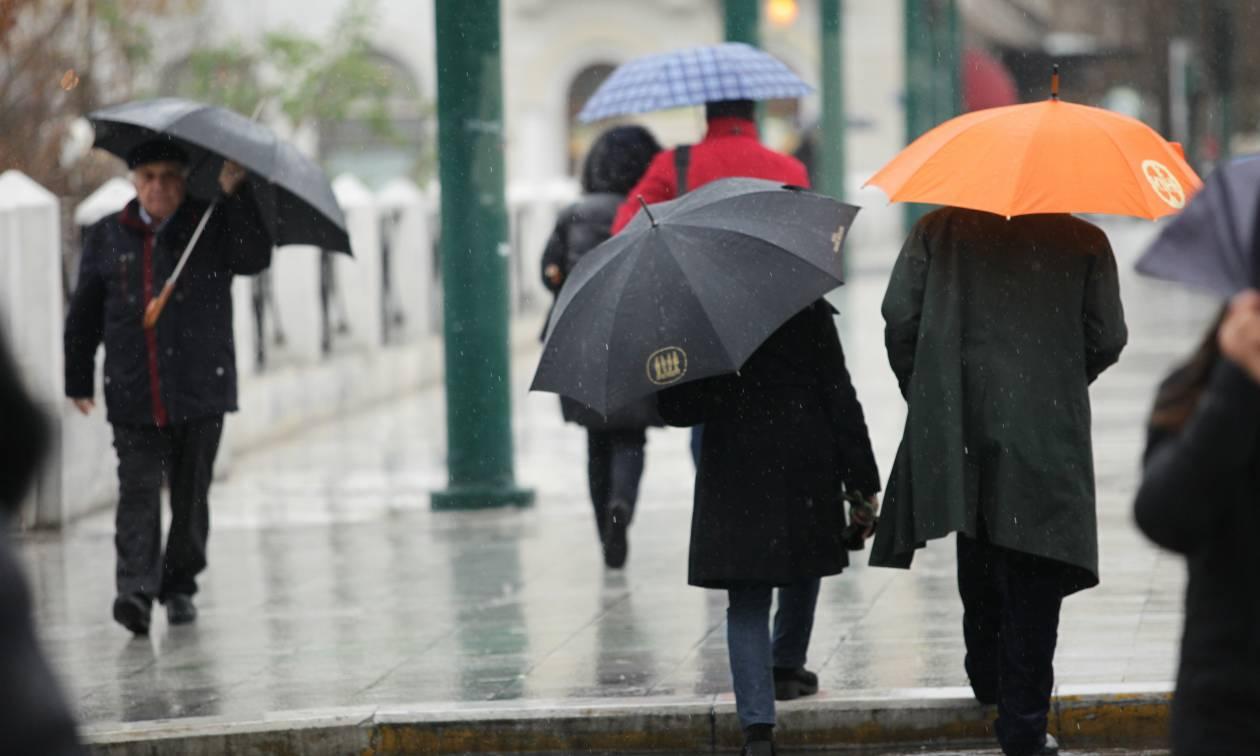 Καιρός: Πέφτει η θερμοκρασία την Πέμπτη - Πού θα βρέξει