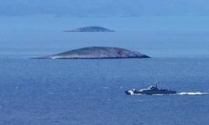 Στα Ίμια πάλι οι Τούρκοι - «Φύγετε! Παραβιάζετε τα χωρικά μας ύδατα»
