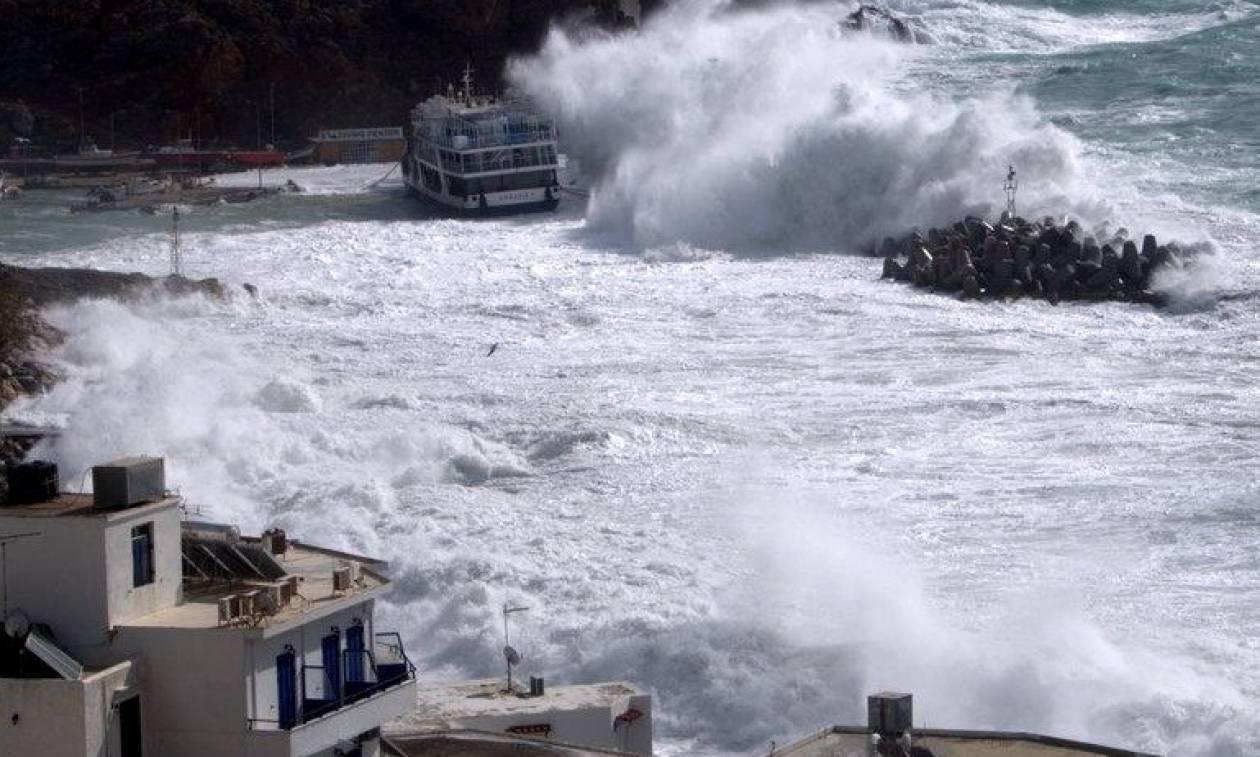 Έλληνας ναύαρχος προειδοποιεί: Σεισμοί στο Αιγαίο και τσουνάμι