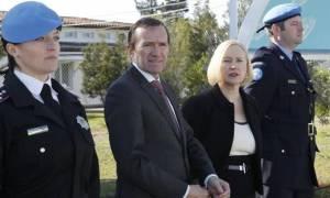 Το Κυπριακό μπορεί να λυθεί, δηλώνει ο Άιντε στο Χαμπέρ Τουρκ
