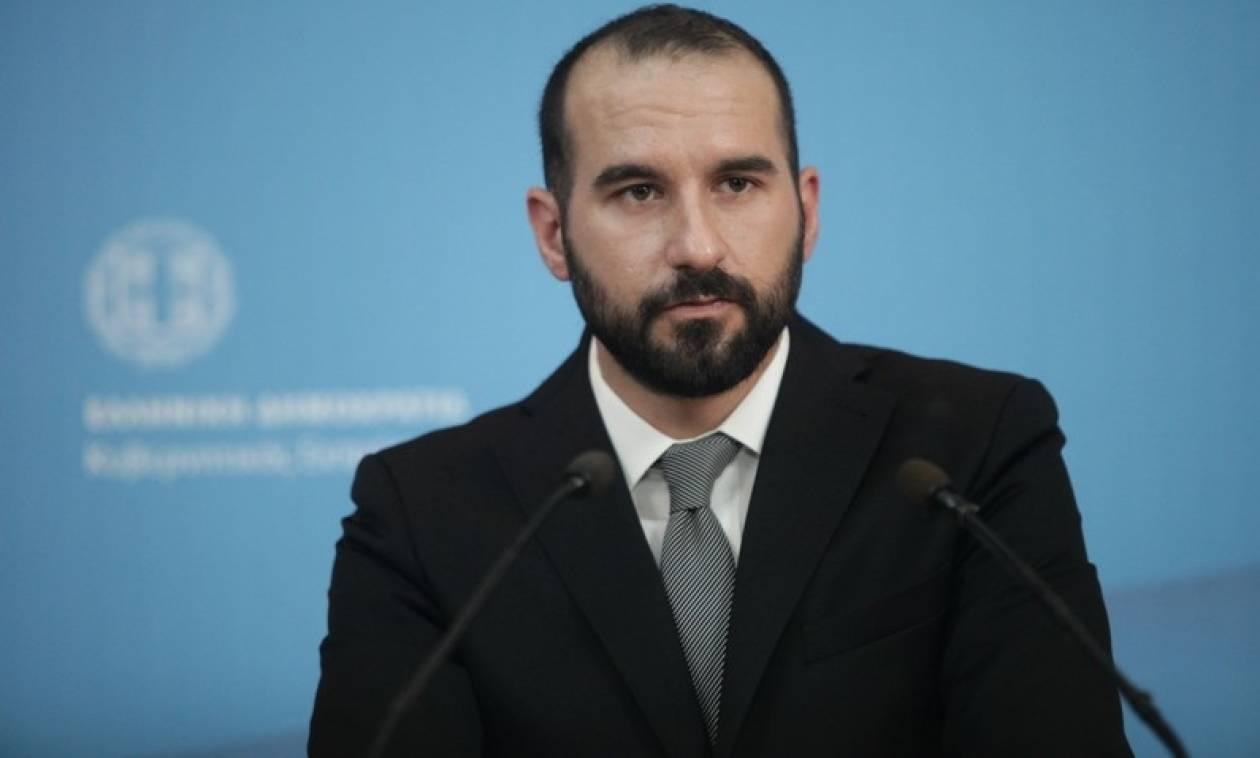 Τζανακόπουλος: Προτεραιότητα της κυβέρνησης το γρήγορο κλείσιμο της β΄ αξιολόγησης