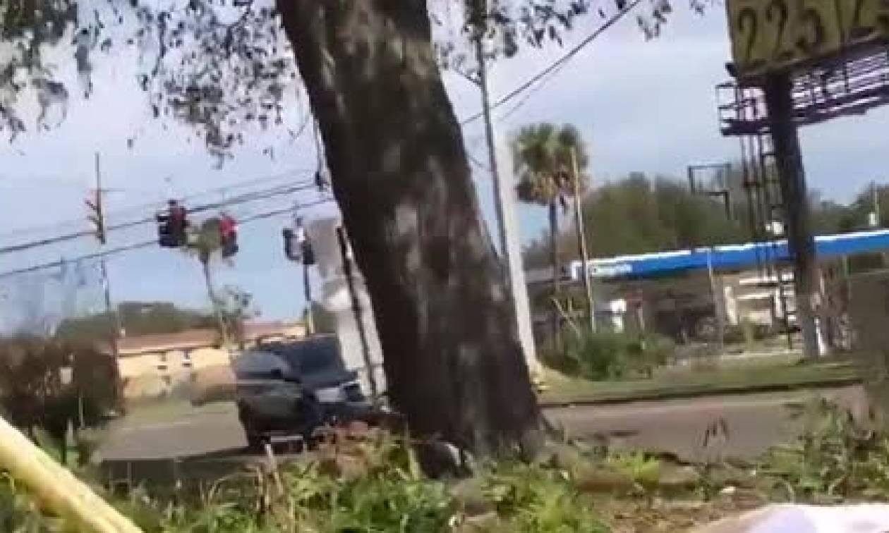 Εντρομη γυναίκα φωνάζει: «Είναι νεκρός αυτός ο τύπος;» (Video)