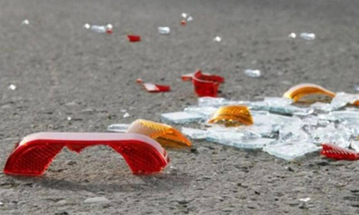 Θανατηφόρο τροχαίο στην Κρήτη: Μία νεκρή και δύο τραυματίες