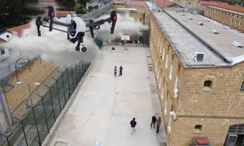 Περίεργα περιστατικά στις Κεντρικές Φυλακές - Ελέγχονται οι κάμερες και «καταζητείται» drone!