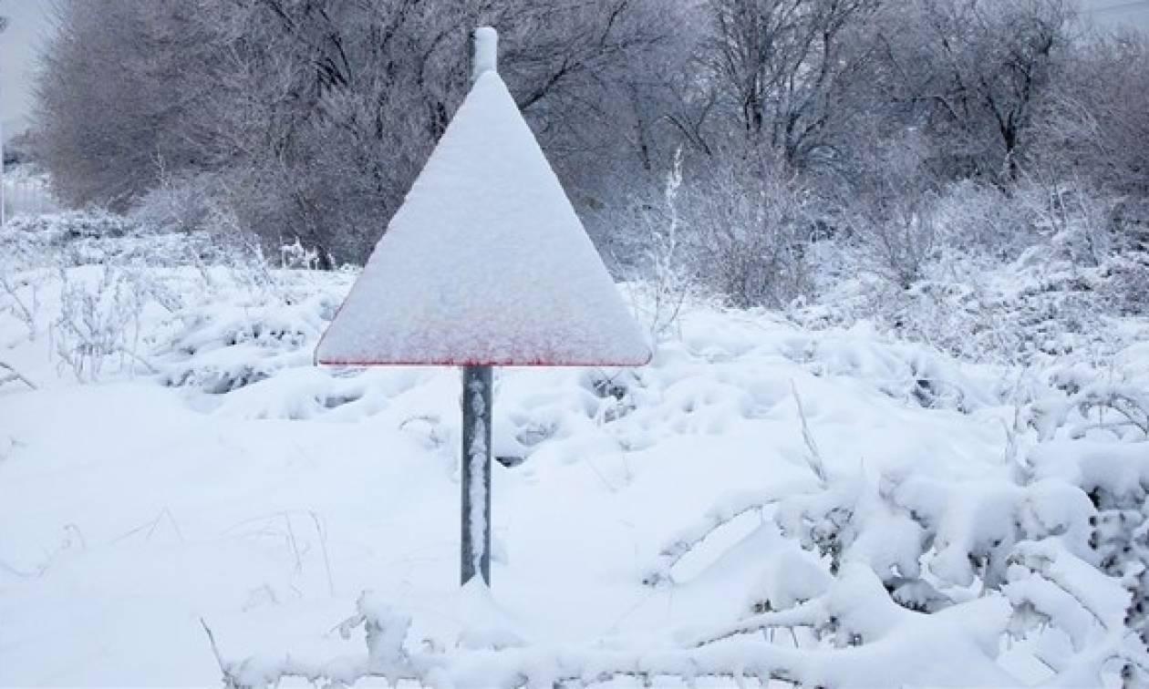 Μετεωρολόγος προειδοποιεί: Ερχεται κρύο - Ποιες περιοχές θα δουν νιφάδες (photos)