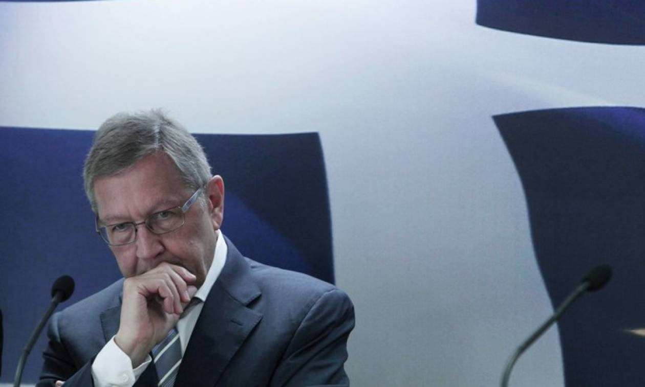 Ρέγκλινγκ: Το χρέος της Ελλάδας δεν αποτελεί πλέον λόγο για ανησυχία
