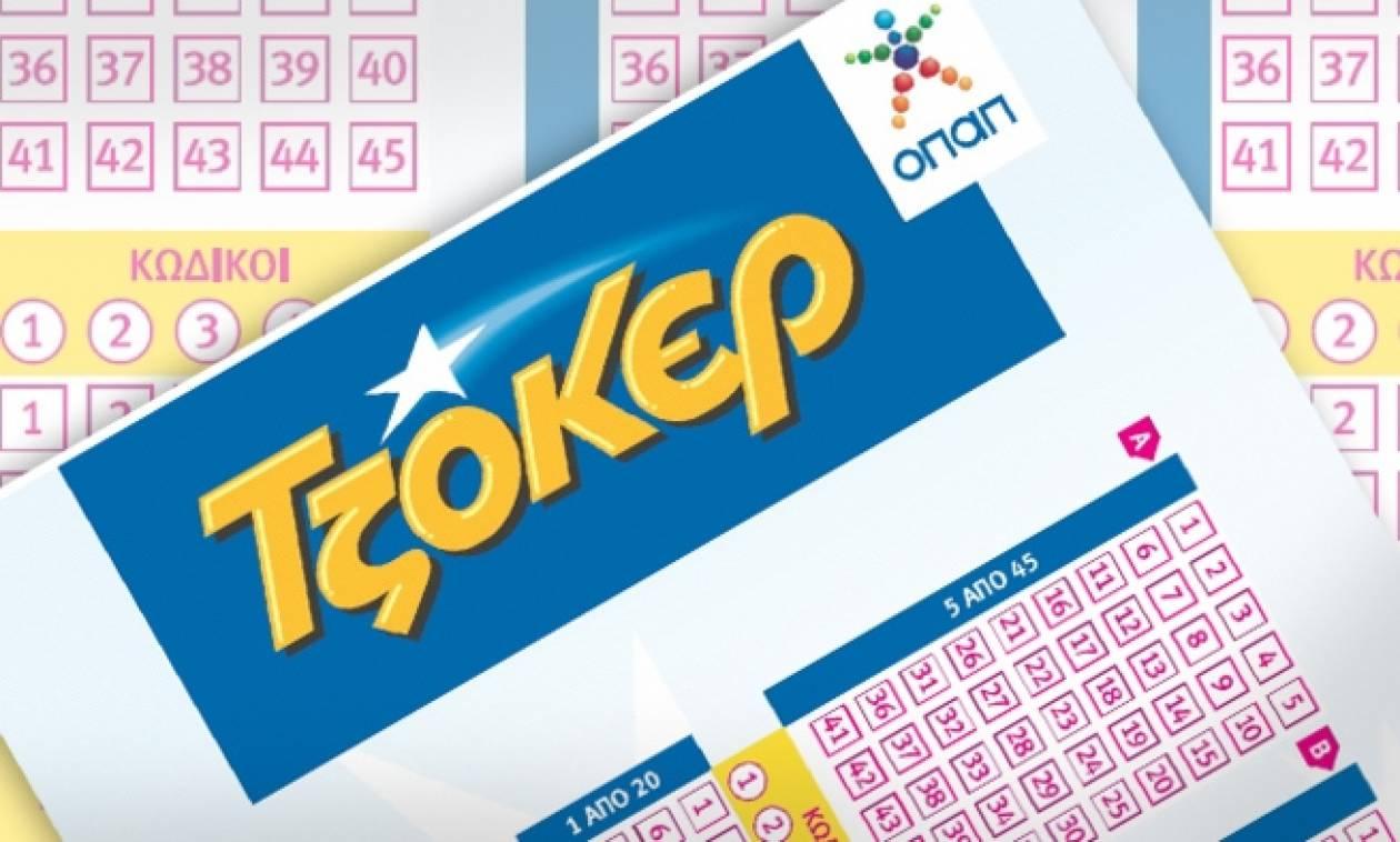 Κλήρωση Τζόκερ [1782]: Ποιοι αριθμοί κερδίζουν τα 12.000.000 ευρώ!