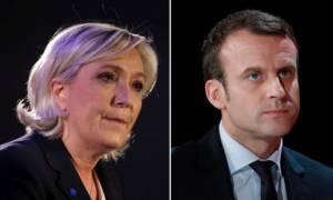 Γαλλία-Δημοσκόπηση: Ο Μακρόν θα επικρατήσει επί της Λεπέν στον β' γύρο των προεδρικών εκλογών