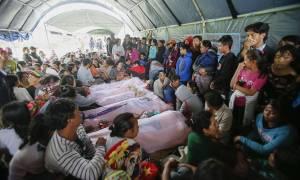 Τραγωδία στην Ινδονησία: Δώδεκα νεκροί, ανάμεσα τους και παιδιά, από κατολισθήσεις στο Μπαλί (Pics)
