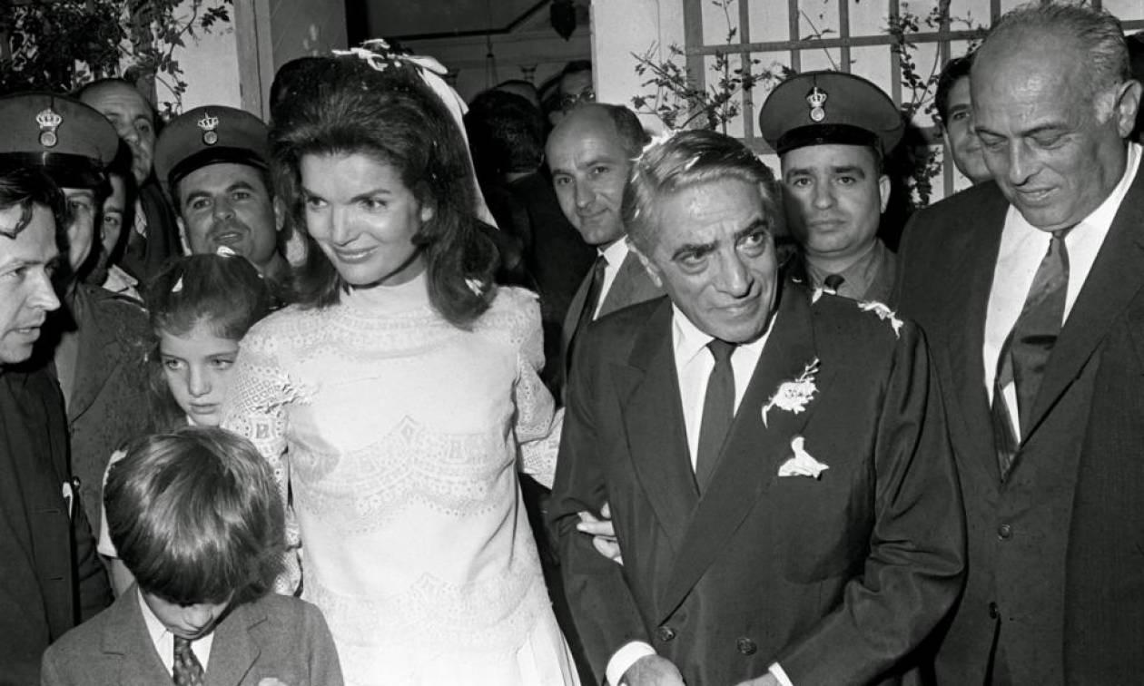 Αποκάλυψη-βόμβα: Γιατί η Τζάκι Κένεντι παντρεύτηκε τον Ωνάση και τι προηγήθηκε (Vid)