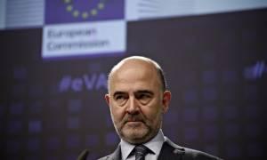 Μοσκοβισί: Αν όλοι κάνουν ένα βήμα σύγκλισης θα υπάρξει συμφωνία