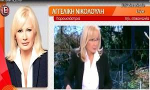 Αγγελική Νικολούλη: Αυτή είναι η αλήθεια για την αναβολή της εκπομπής «Φως στο Τούνελ»