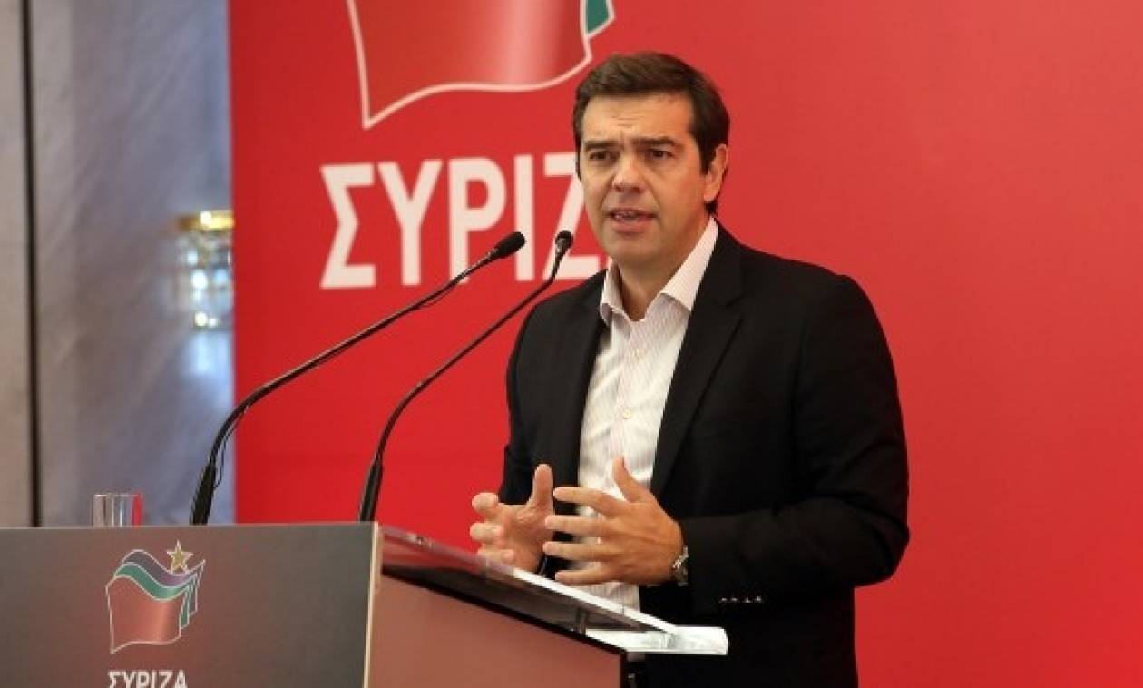 Με ομιλία Τσίπρα αρχίζουν το Σάββατο οι εργασίες της Κ.Ε. του ΣΥΡΙΖΑ
