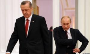 Τέταρτη συνάντηση Ερντογάν - Πούτιν σ' ένα εξάμηνο
