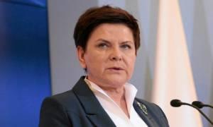 Στο νοσοκομείο η πρωθυπουργός της Πολωνίας μετά από τροχαίο