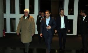 Τσίπρας: Αισιόδοξος για συμφωνία στις 20 Φεβρουαρίου