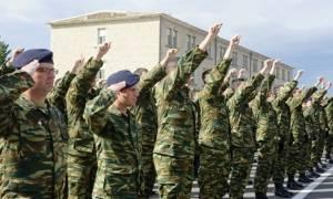 Ορκωμοσία Νεοσυλλέκτων Οπλιτών της 2017 Α΄ ΕΣΣΟ (pics)
