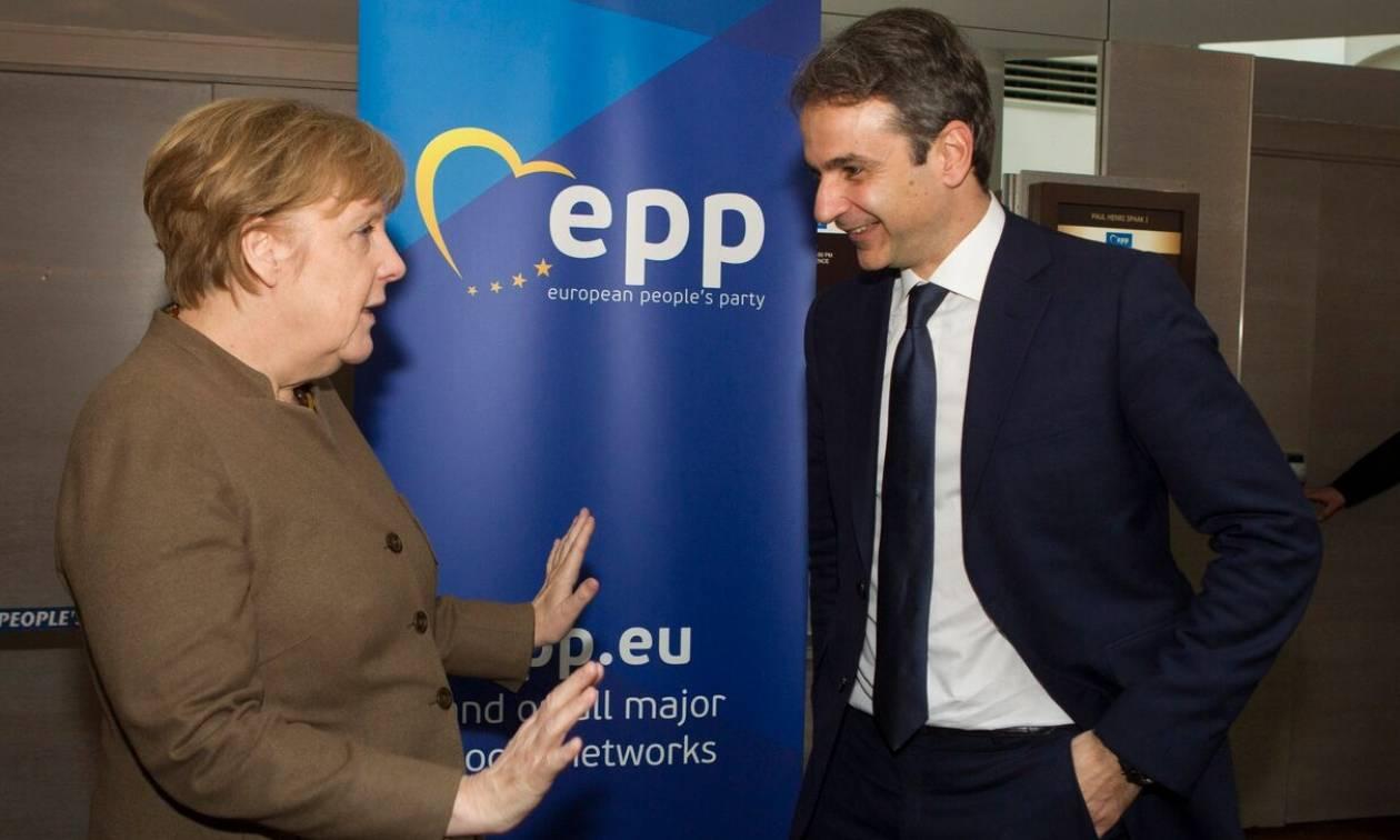 Διήμερη επίσκεψη Μητσοτάκη στο Βερολίνο: Τι θα πει σε Μέρκελ και Σόιμπλε